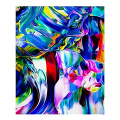 Abstract Acryl Art Shower Curtain 60  X 72  (medium)