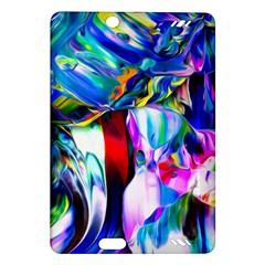 Abstract Acryl Art Amazon Kindle Fire Hd (2013) Hardshell Case
