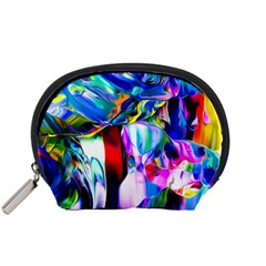 Abstract Acryl Art Accessory Pouches (small)