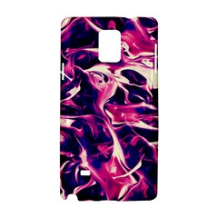 Abstract Acryl Art Samsung Galaxy Note 4 Hardshell Case