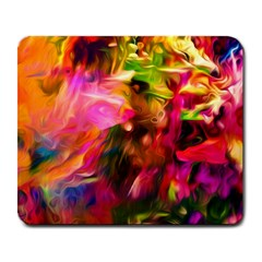 Abstract Acryl Art Large Mousepads