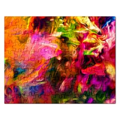 Abstract Acryl Art Rectangular Jigsaw Puzzl