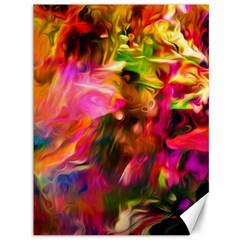 Abstract Acryl Art Canvas 36  X 48