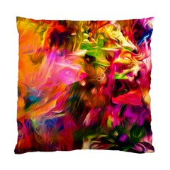 Abstract Acryl Art Standard Cushion Case (one Side)
