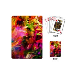 Abstract Acryl Art Playing Cards (mini)