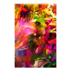 Abstract Acryl Art Shower Curtain 48  X 72  (small)