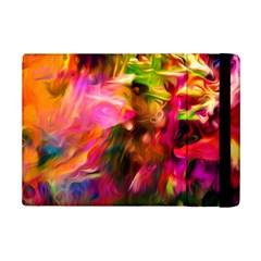 Abstract Acryl Art Ipad Mini 2 Flip Cases