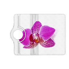 Lilac Phalaenopsis Flower, Floral Oil Painting Art Kindle Fire Hd (2013) Flip 360 Case