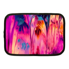 Abstract Acryl Art Netbook Case (medium)