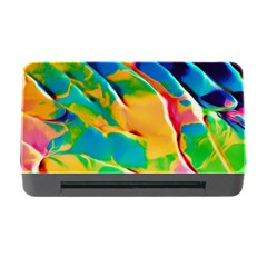 Abstract Acryl Art Memory Card Reader With Cf