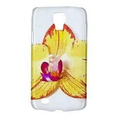 Phalaenopsis Yellow Flower, Floral Oil Painting Art Galaxy S4 Active