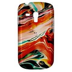 Abstract Acryl Art Galaxy S3 Mini