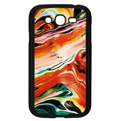 Abstract Acryl Art Samsung Galaxy Grand Duos I9082 Case (black)