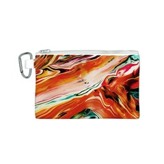 Abstract Acryl Art Canvas Cosmetic Bag (s)
