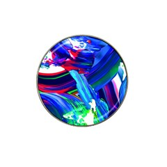 Abstract Acryl Art Hat Clip Ball Marker (10 Pack)