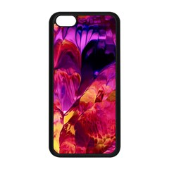 Abstract Acryl Art Apple Iphone 5c Seamless Case (black)