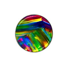 Abstract Acryl Art Hat Clip Ball Marker (4 Pack)