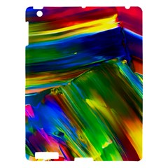 Abstract Acryl Art Apple Ipad 3/4 Hardshell Case