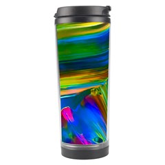 Abstract Acryl Art Travel Tumbler
