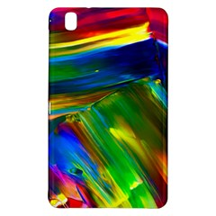 Abstract Acryl Art Samsung Galaxy Tab Pro 8 4 Hardshell Case