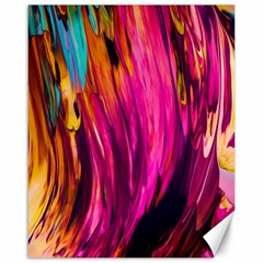 Abstract Acryl Art Canvas 16  X 20