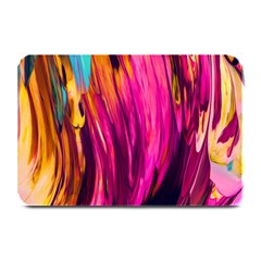 Abstract Acryl Art Plate Mats