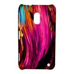 Abstract Acryl Art Nokia Lumia 620