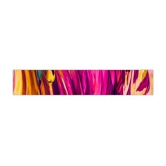 Abstract Acryl Art Flano Scarf (mini)