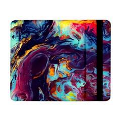 Abstract Acryl Art Samsung Galaxy Tab Pro 8 4  Flip Case