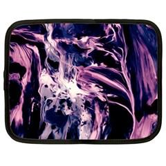 Abstract Acryl Art Netbook Case (xl)