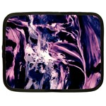 Abstract Acryl Art Netbook Case (XL)  Front