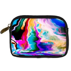 Abstract Acryl Art Digital Camera Cases