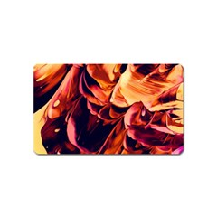 Abstract Acryl Art Magnet (name Card)