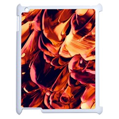 Abstract Acryl Art Apple Ipad 2 Case (white)