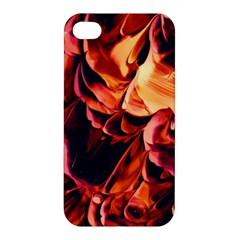 Abstract Acryl Art Apple Iphone 4/4s Premium Hardshell Case