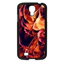 Abstract Acryl Art Samsung Galaxy S4 I9500/ I9505 Case (black)