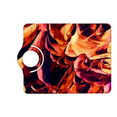 Abstract Acryl Art Kindle Fire Hd (2013) Flip 360 Case