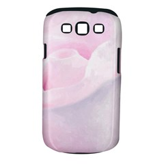 Rose Pink Flower, Floral Aquarel   Watercolor Painting Art Samsung Galaxy S Iii Classic Hardshell Case (pc+silicone)