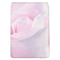 Rose Pink Flower, Floral Aquarel   Watercolor Painting Art Flap Covers (l)