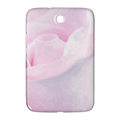 Rose Pink Flower, Floral Aquarel   Watercolor Painting Art Samsung Galaxy Note 8 0 N5100 Hardshell Case