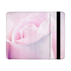 Rose Pink Flower, Floral Aquarel   Watercolor Painting Art Samsung Galaxy Tab Pro 8 4  Flip Case