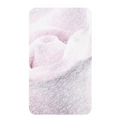 Rose Pink Flower  Floral Pencil Drawing Art Memory Card Reader