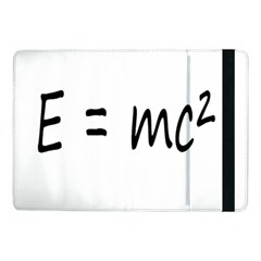 E=mc2 Gravity Formula Physics Samsung Galaxy Tab Pro 10 1  Flip Case