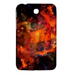 Abstract Acryl Art Samsung Galaxy Tab 3 (7 ) P3200 Hardshell Case