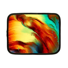 Abstract Acryl Art Netbook Case (small)