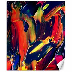 Abstract Acryl Art Canvas 20  X 24