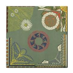 Artnouveau18 Tile Coasters