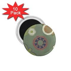 Artnouveau18 1 75  Magnets (10 Pack)