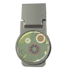Artnouveau18 Money Clips (round)