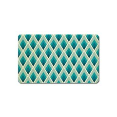 Artdecoteal Magnet (name Card)